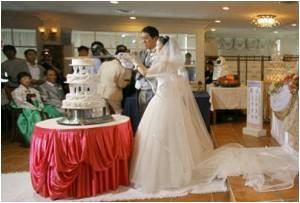 Economic Downturn Affects South Korean Marriages