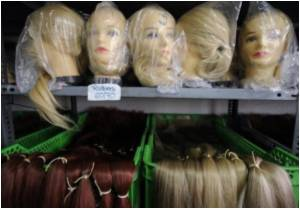Many Women in Spain are Selling their Hair to Pay Bills