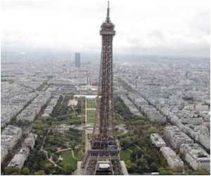 Piece of Eiffel Tower Steps Auctioned for 85,000 Euros