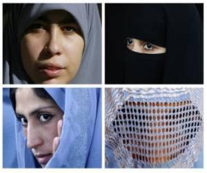 To Defend Algeria Tradition Women in White March