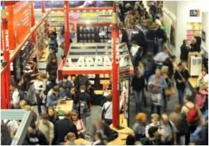 Frankfurt Book Fair, Despite Slight Drop in Attendance, Still The Global Favourite