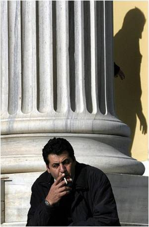 Greece to Enforce Total Smoking Ban in Public Places