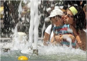 Greek Heatwave Kills Two