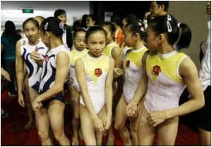 Budding Gymnast Recovering from Ovarian Cancer Rejoins Gymnastics Club
