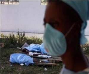 UN Camp - Cause of Haiti Cholera Outbreak