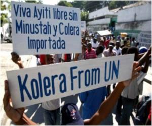 Study Connecting Army to Haiti Cholera Draws Flak in Nepal
