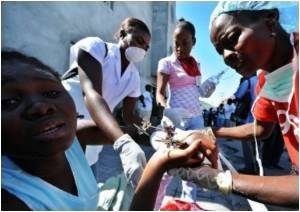 After Earthquake and Cholera-Oubreak, Haiti Braces for Hurricane and Floods