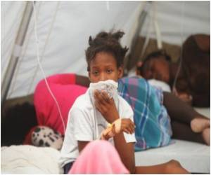 Haiti's Cholera Epidemic Unabated