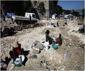 Cholera Cases in Haiti may Touch 200,000