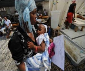 Haiti Cholera Outbreak Linked to S.Asian Strain