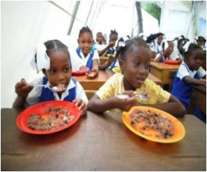 School Lunch Program Benefits Children