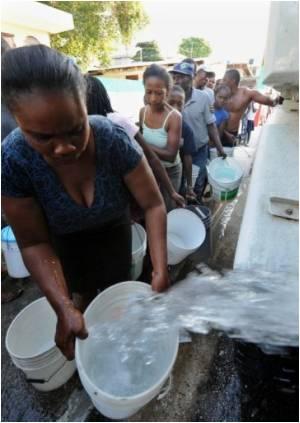 Quake-hit Haiti Facing Heightened Malaria Risk