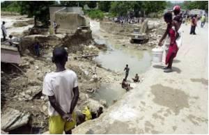 Victims of Haiti Quake Confined in a Time Warp