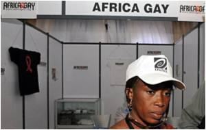 Gays Take the Spotlight at the African AIDS Conference