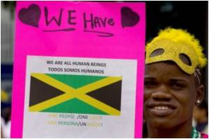 Legalize Homosexuality! Beat Caribbean AIDS! Say Activists