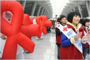 China Reports Surge in AIDS Related Deaths