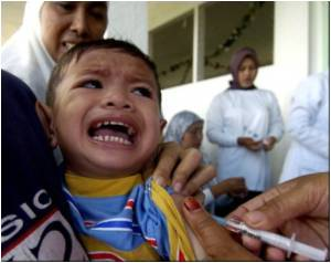 Health Leaders Urge Asia to Use Vaccines Against Pneumococcal Diseases