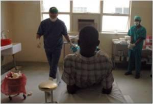 Swaziland's Circumcision Drive Targets 80% of Men