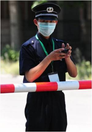 China Steps Up Vigilance After Report of First Swine Flu Case