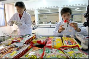 Top China Official Pessimistic on Fixing Food Safety Woes