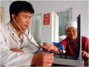 China's Poor Hope Reforms Will Fix Health Care