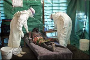 Ebola Death Toll Rises to 36 in DR Congo