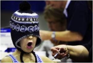 Measles Break Out in Europe