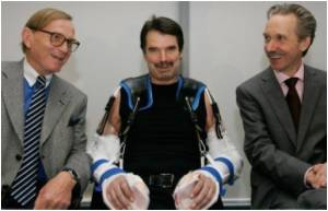 Arm Transplant Man Dreams of Raising a Beer