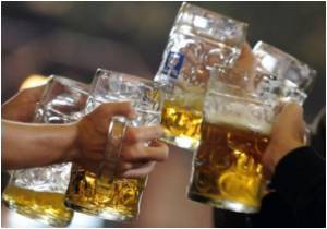 Early Drinkers may Become Heavy Drinkers