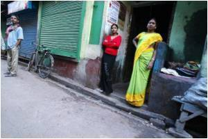 Mumbai Sex Workers Pay Homage to AIDS Victims