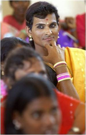 Indian Transgenders Demand Social Acceptance