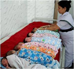 India's Health Care Project Saved Many Mothers and Children