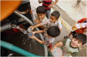 Cholera Cases in Iraq Down Sharply: WHO