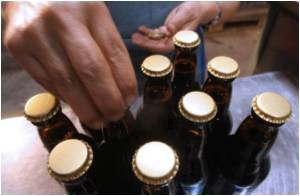 Middle-aged Drinking Doubles Memory Impairment Risks