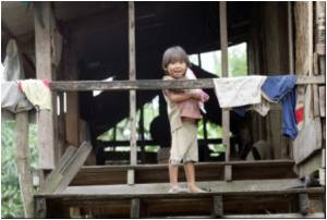 Half of Rural Laos Children Suffering from Malnutrition: WFP