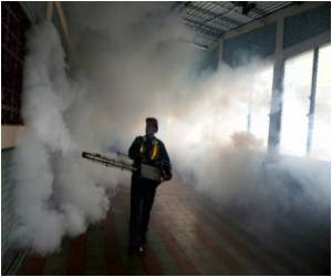 Delhi Battles Dengue Ahead of CWG