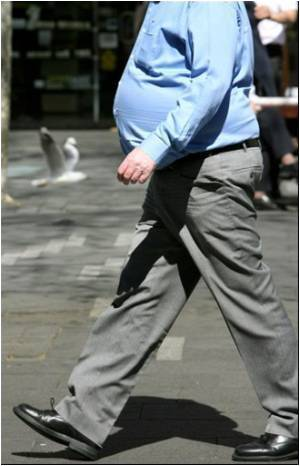 Obese As Much Despised As Politicians!