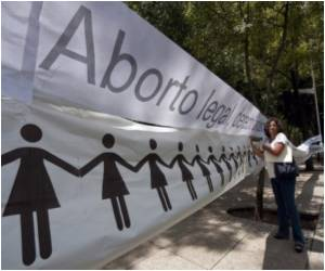 Crime of Abortion Gets Reduced Penalty in Mexico