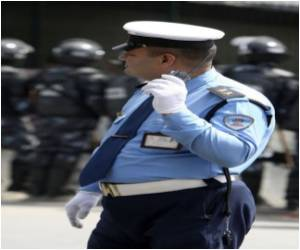 Nepalese Police Told to Slim Down for Promotions