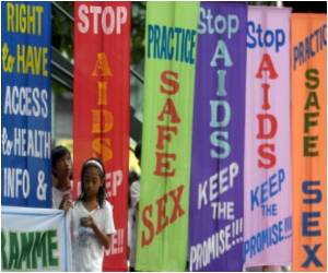 Rise in HIV-AIDS Infections Reported from Philippines