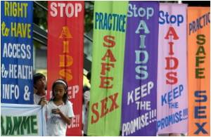 Filipino Govt Can Retire Its Debts Provided They Fund National AIDS Projects