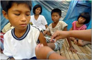 WHO warns Philippines of more measles deaths