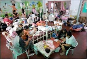 Overcrowding at Filipino Hospital Causes Infant Deaths: Inquiry