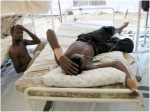 Funds Needed for Haiti Cholera Cases, Says UN