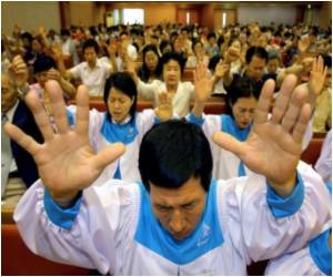 South Korean Religious Groups Pitch In To Cut High Suicide Rate