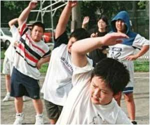 Quarter of Taiwan Kids are Fat or Obese