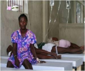 US Experts Urge For Creation of Cholera Vaccine Stockpile