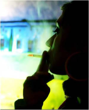 Smoking Teens At Increased Risk of Suffering from Depression