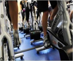 Portable Exercise Bike Can Help Combat Ill-effects of Sedentary Jobs