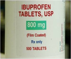 Ibuprofen Use Reduces Bladder Cancer Risk